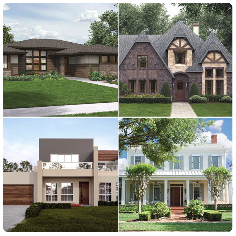 Custom green homes in Dallas Fort Worth