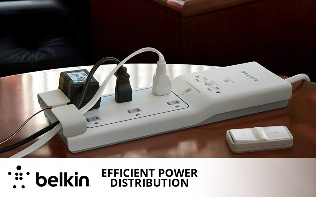 Belkin efficient power distribution and other sustainable businesses like GH Builders