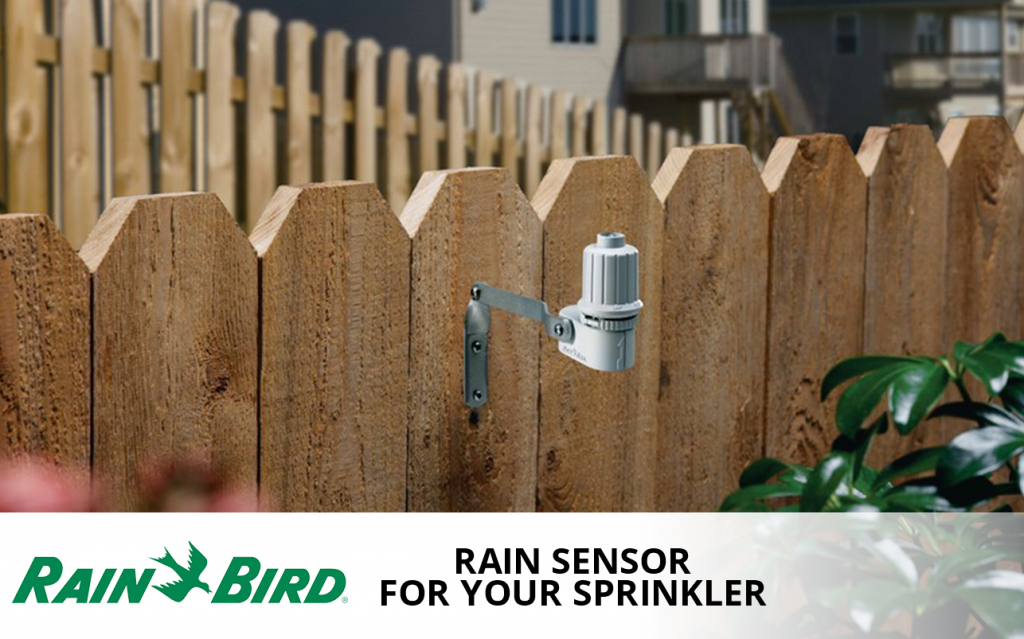 Rain Bird rain sensors for your sprinklers