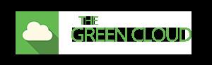 Green Cloud green logo